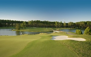 World class Sanctuary Cove Golf course